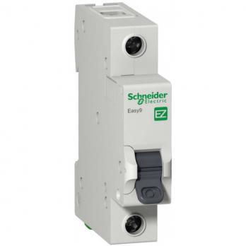 Автоматический выключатель Schneider EASY 9 1P 10А 4,5кА 230В