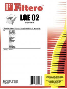 Мешки пылесборники Filtero LGE 02 (5) Standard