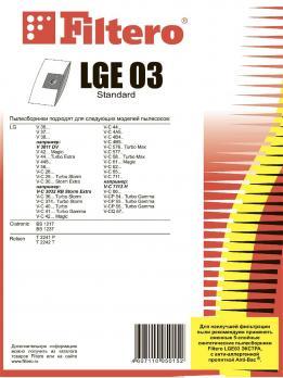 Мешки пылесборники Filtero LGE 03 (5) Standard