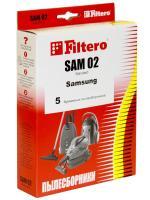 Мешки пылесборники Filtero SAM 02 (5) Standard_1