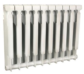 Радиатор 500 BIMETTA CITY, 10 секций (Биметалл)