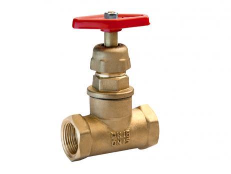 Вентиль латунный 15Б1п ДУ20 вода/пар А70