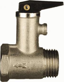Клапан предохранительный с курком