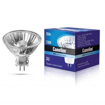 Лампа галогенная Camelion MR11 JCDR GU5.3 220V 35W
