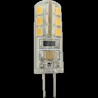 Лампа светодиодная Ecola G4 220V 3W 2800K 40x15