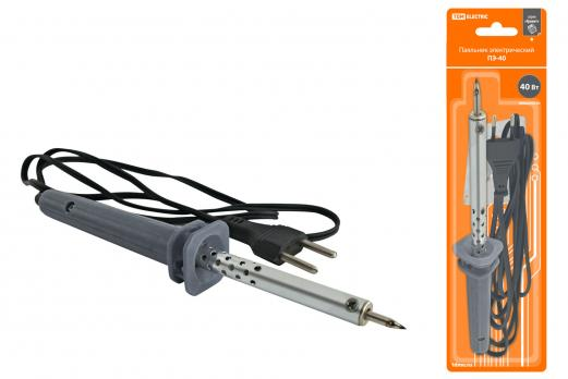 Паяльник электрический ПЭ-40 TDM