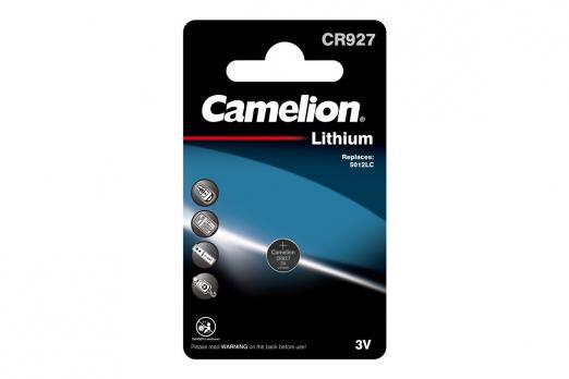 Батарейка Camelion CR1025 BL1 1шт.