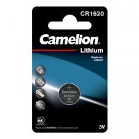 Батарейка Camelion CR1620 BL1 1шт.