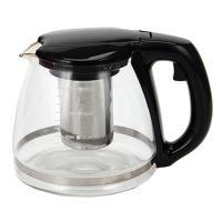 Чайник заварочный VETTA 1500мл, ситечко из нержавеющей стали, стекло, пластик