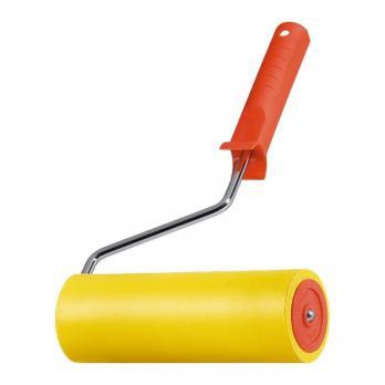 Валик прижимной резиновый с ручкой, 175 мм, D ручки - 8 мм// MTX