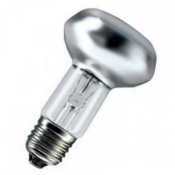 Лампа накаливания Космос R63 E27 60W зеркальная