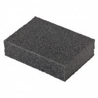 Губка для шлифования, 100 х 70 х 25 мм, мягкая, P100// Matrix