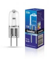 Лампа галогенная Camelion JC G6.35 12V 35W