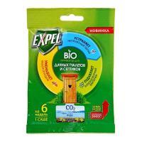 Биоактиватор для дачных туалетов и септиков Expel (саше в миниприлавке)