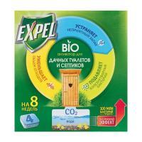 Биоактиватор для дачных туалетов и септиков Expel (таблетки 4*20г)