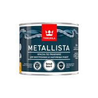 Краска по ржавчине METALLISTA А глянцевая 0.4л Тиккурила