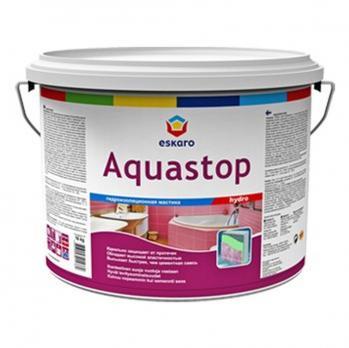 Мастика гидроизоляционная Aquastop Hydro 4кг ESCARO