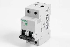 Автоматический выключатель Schneider EASY 9 2P 40А 4,5кА 230В