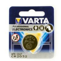 Батарейка литиевая VARTA CR2032 Professional Electronics дисковая 3В 1шт.