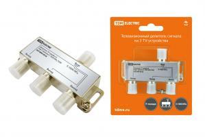 TDM Splitter на 3TV 5-1000 MHz (Без штекера)