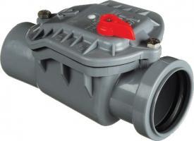 Клапан обратный канализационный внутренний d50мм