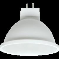 Лампа светодиодная Ecola MR16 GU5.3 220V 5W 4200K 49x50