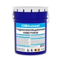 Мастика гидроизоляционная 5 л Bitumast
