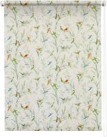 Рулонная штора 50х175 Парадиз (Белый)
