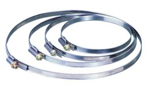 Хомут ВЕНТС для гибких воздуховодов d90-110мм (Х100Ц)