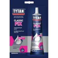 Клей Classic Fix каучуковый прозрачный 100 мл TYTAN Professional