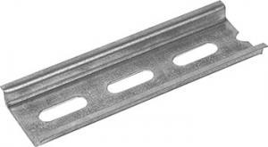 DIN-рейка перфорированная IEK 100мм оцинкованная