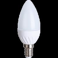 Лампа светодиодная Ecola свеча E14 6W 2700K