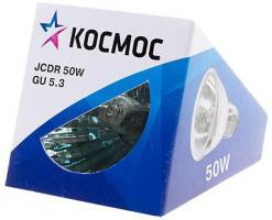 Лампа галогенная Космос JCDR GU5.3 220V 50W