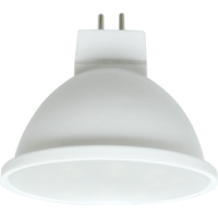 Лампа светодиодная Ecola MR16 GU5.3 220V 5.4W 2800K 48x50