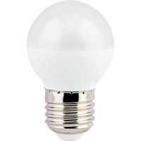 Лампа светодиодная Ecola шар G45 E27 7W 2700K