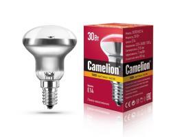 Лампа накаливания Camelion R39 E14 30W зеркальная