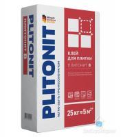 Клей для плитки Плитонит В-25