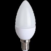 Лампа светодиодная Ecola свеча E14 8W 4000K