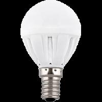 Лампа светодиодная Ecola шар G45 E14 5W 4000K