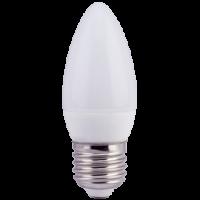 Лампа светодиодная Ecola свеча E27 8W 4000K