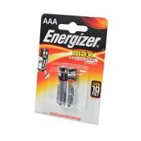 Батарейка щелочная ENERGIZER LR03 (AAA) MAX 1.5В бл/2