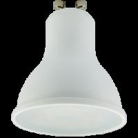 Лампа светодиодная Ecola GU10 5.4W 2800K 56x50