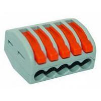 Клеммная колодка с рычагом EKF тип WAGO plc-smk-415r (2шт.)