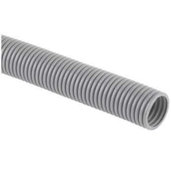 Труба гофрированная ПВХ 20мм с зондом легкая (цена за 1м)
