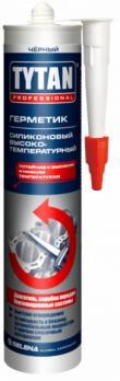 Герметик силикон высокотемпературный красный 310 мл TYTAN Professional