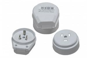 Штепсельрый разъем 32А-40А 220В (для электроплит)