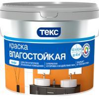 Краска Влагостойкая ПРОФИ А 4,5 л ТЕКС
