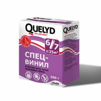 Клей обойный СПЕЦ-ВИНИЛ, 300 гр. QUELYD