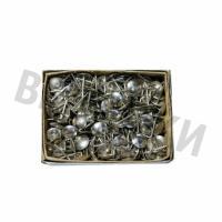 Гвозди мебельные BF обивочные (130 шт.) СР Хром