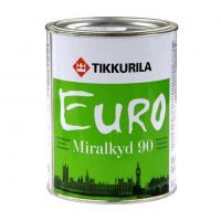 Эмаль Евро Миркалкид 90 С / ПЕСТО 90 С высокоглянцевая 0.9л Тиккурила